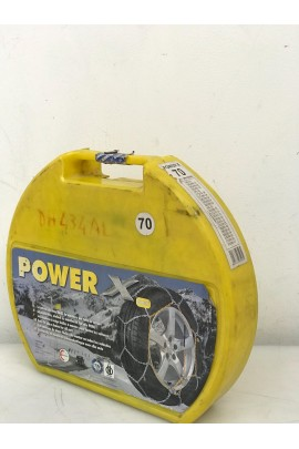 Catene da neve Power X 9 mm GRUPPO 70